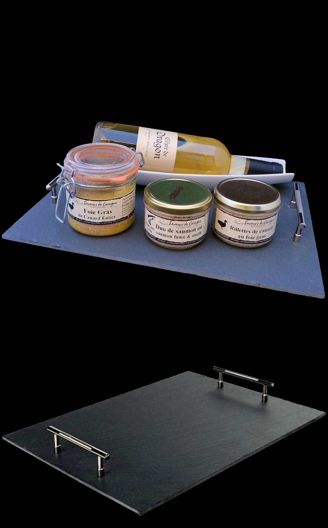 Plateau foie gras 300g
