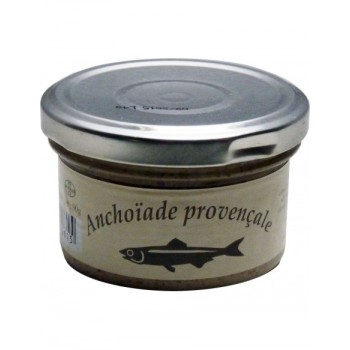 Anchoïade provençale 90g